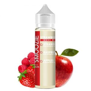 Smoozie Premium E-Liquid - Strawberries Gone Wild - 60ml / 3mg