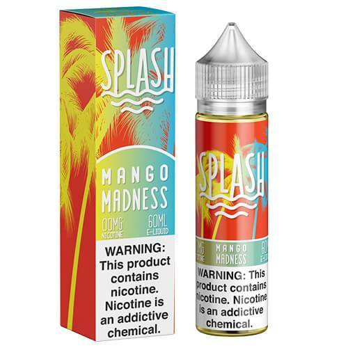 Splash E-Liquids - Mango Madness - 60ml / 6mg