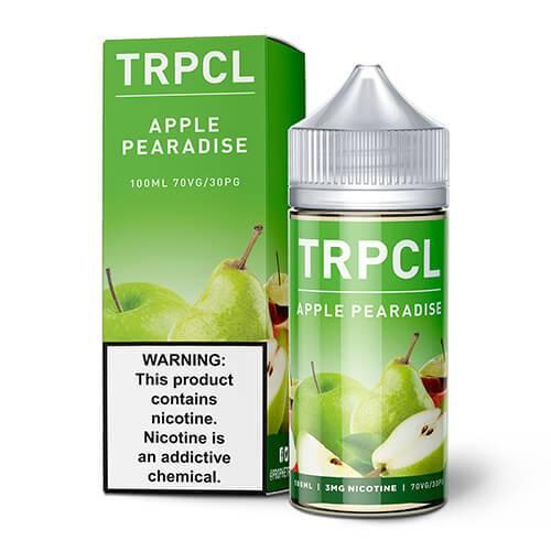 TRPCL 100 eJuice - Apple Pearadise - 100ml / 0mg