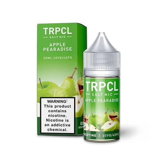 TRPCL 100 Salts - Apple Pearadise Nic Salt - 30ml / 25mg