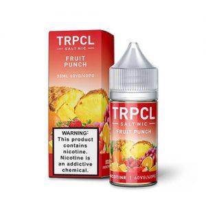 TRPCL 100 Salts - Fruit Punch Nic Salt - 30ml / 25mg