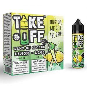 Take Off eLiquid - Lemon Lime - 60ml / 0mg