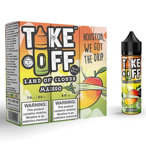 Take Off eLiquid - Mango - 60ml / 0mg