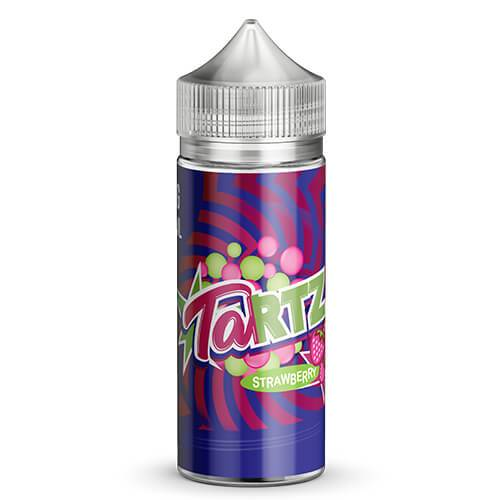 Tartz eJuice - Strawberry - 100ml - 100ml / 3mg