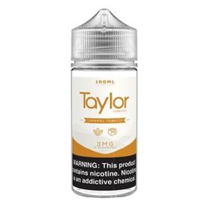 Taylor eLiquid Tobacco - Caramel Tobacco - 100ml / 0mg