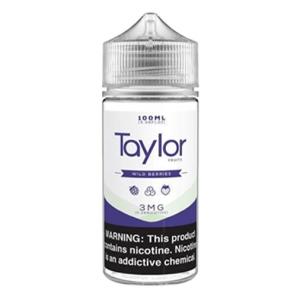 Taylor eLiquid Fruits - Wild Berries - 100ml / 0mg
