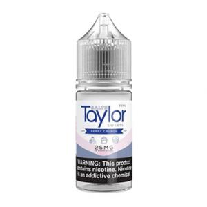 Taylor eLiquid SALTS - Berry Crunch - 30ml / 45mg