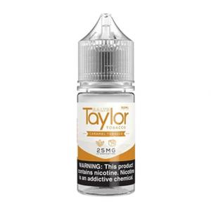 Taylor eLiquid SALTS - Caramel Tobacco - 30ml / 45mg