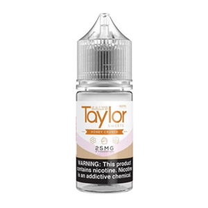 Taylor eLiquid SALTS - Honey Crunch - 30ml / 45mg