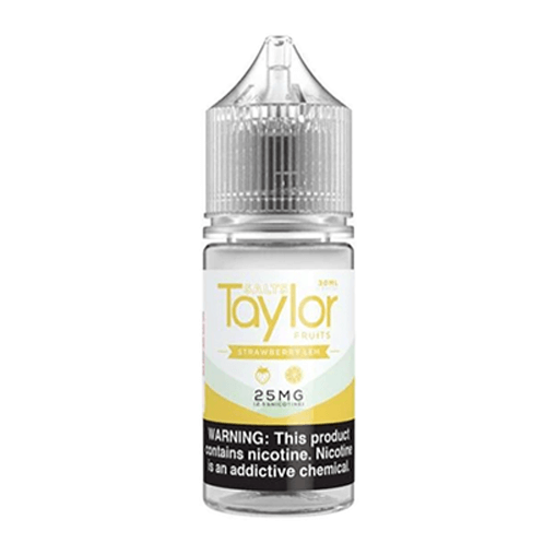 Taylor eLiquid SALTS - Strawberry Lem - 30ml / 45mg