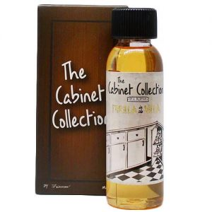 The Cabinet Collection eJuice - Thrilla in the Nilla - 60ml / 6mg