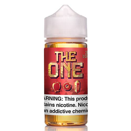 The One eLiquid - The One Apple - 100ml / 6mg