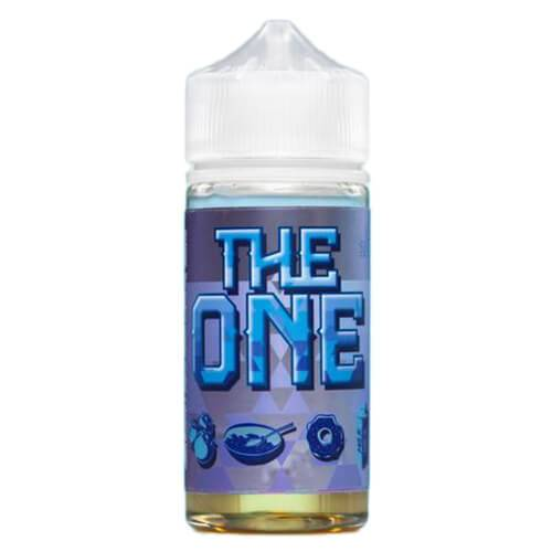The One eLiquid - The One Blueberry - 100ml / 6mg