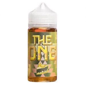 The One eLiquid - The One Lemon Crumble Cake - 100ml / 3mg