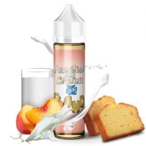 By The Pound E-Liquid - Peaches and Cream - 60ml - 60ml / 6mg