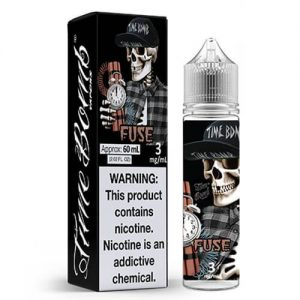 Time Bomb Vapors - Fuse - 60ml / 6mg