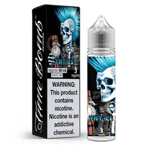 Time Bomb Vapors - TNT Ice - 120ml / 3mg