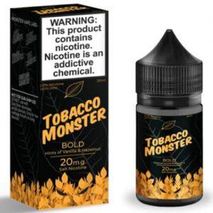 Tobacco Monster eJuice SALT - Bold - 30ml / 20mg