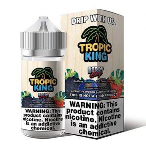 Tropic King eJuice - Berry Breeze - 100ml / 3mg