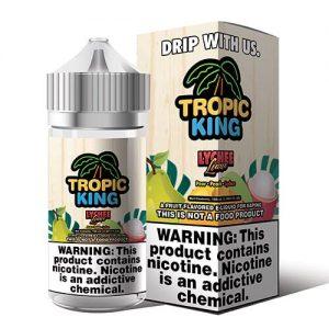 Tropic King eJuice - Lychee Luau - 100ml / 0mg