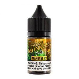 Twelve Monkeys Vapor - Mangabeys SALT - 30ml / 25mg