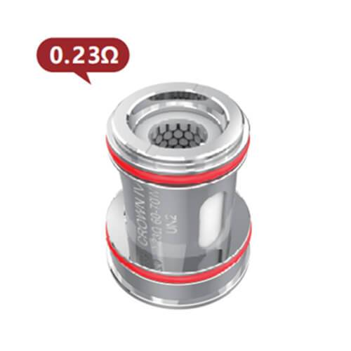 Uwell Crown 4 IV Coil Mesh (4 Pack) - 0.23 ohm