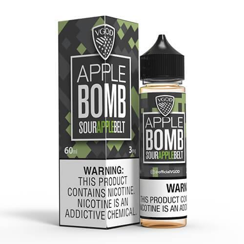 VGOD?« Tricklyfe E-Liquid - Apple Bomb - 60ml / 0mg