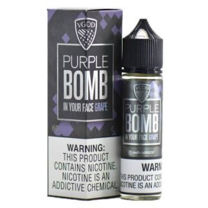 VGOD?« Tricklyfe E-Liquid - Purple Bomb - 60ml / 0mg