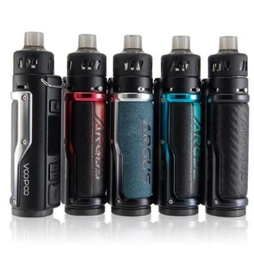 VOOPOO Argus Pro 80W Kit 3000mAh - Carbon Fiber & Black