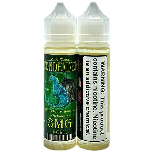 D-Line by Vape Daugz - Condemned - 60ml / 12mg