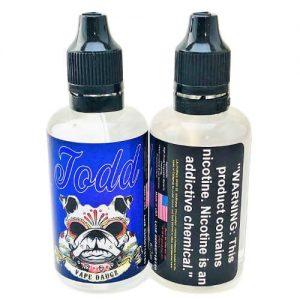 Vape Daugz Premium E-Liquid - Todd - 55ml / 0mg