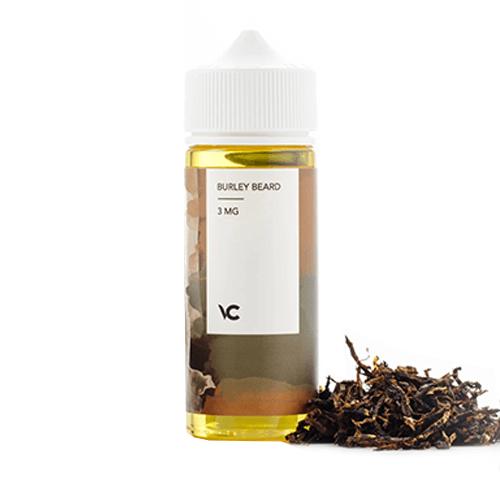 Velvet Cloud E-Liquid - Burley Beard - 2x30ml / 0mg