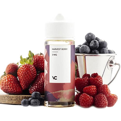 Velvet Cloud E-Liquid - Harvest Berry - 120ml / 0mg