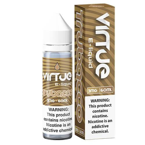 Virtue E-Liquid - Trubacco - 60ml / 0mg