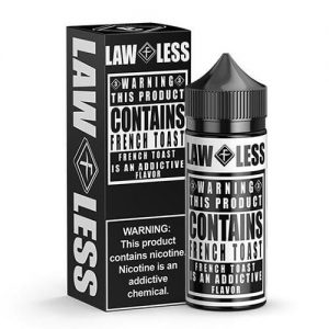 Warning eLiquid - French Toast - 100ml / 6mg