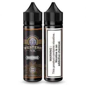 Western Nic eLiquids - Turkish Tobacco - 60ml / 6mg