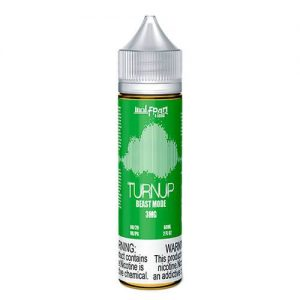 Wolfpaq TurnUp E-Liquid - Beast Mode - 60ml / 3mg