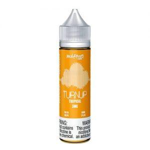 Wolfpaq TurnUp E-Liquid - Tropical - 60ml / 6mg