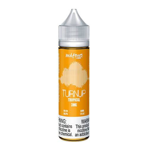 Wolfpaq TurnUp E-Liquid - Tropical - 60ml / 6mg