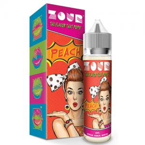 Zour eLiquids - Peach - 60ml / 6mg