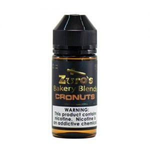 Zuro's MFG Premium eLiquids - Zuro's Cronuts - 100ml / 12mg