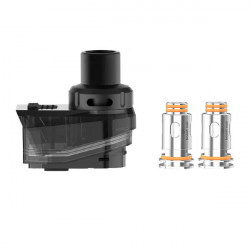 Aegis Hero Replacement Pod with Coils - (1 Pack)