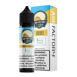 Air Factory Creamy Crunch E-liquid - (60mL)