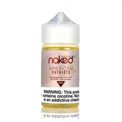 American Patriot by Naked 100 E-liquid (60mL)