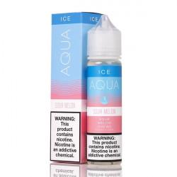 Aqua Sour Melon Ice Nicotine E-Liquid (60mL)