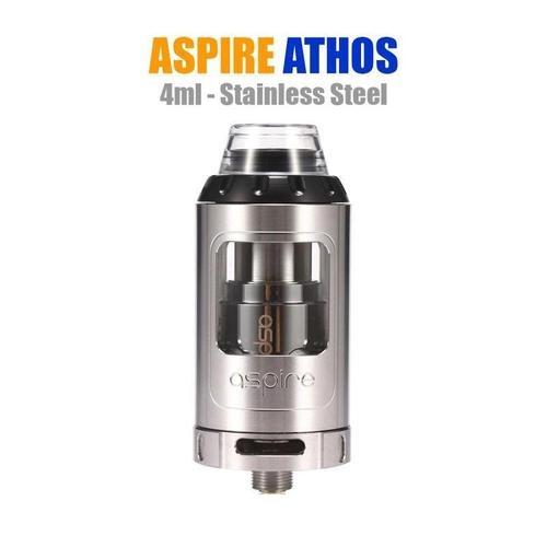 Aspire Athos Tank - Stainless Steel