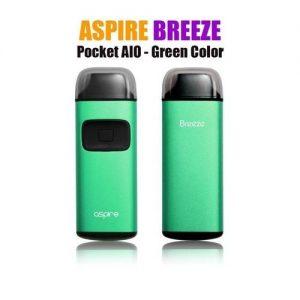 Aspire Breeze AIO - Green