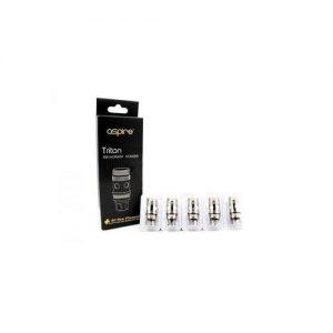 Aspire Triton Coils - 0.15 ohm Ni200 Temperature Control
