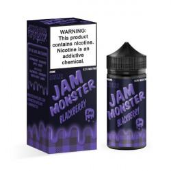 Blackberry E-liquid by Jam Monster (100mL) | Limited Edition