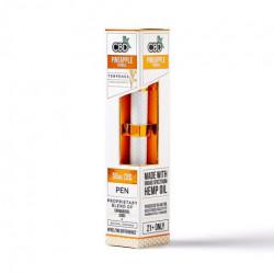"""CBDfx Pineapple Express Terpenes CBD Disposable Vape Pen Kit"""" class=""""product-image"""">"""